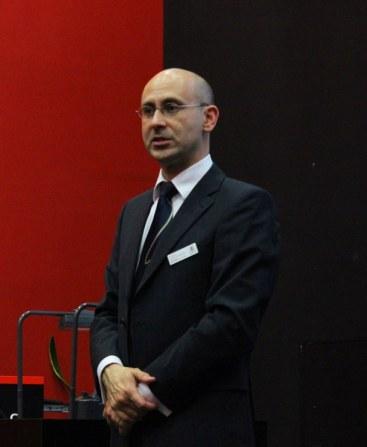 Head of School of Maths and Physics Professor Andrei Zvelindovsky